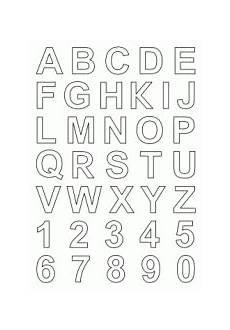 lettere alfabeto da stare e colorare disegni di quot lettere e numeri quot da colorare