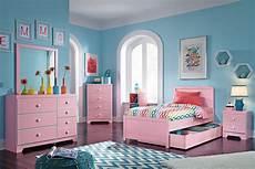 Kamar Tidur Anak Perempuan Set Lengkap Warna Pink