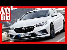 Opel Insignia Opc 2018 Insignia Im Sportdress