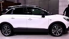 2017 Opel Crossland X Limited Luxury Features Exterior
