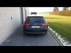 Semi Dynamische Blinker Audi A6