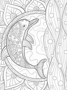 n de pers 246 nliche malvorlage erstellen delphin