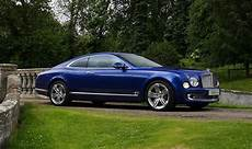 bentley mulsanne coupe nce