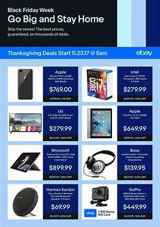 Ebay Black Friday 2018 Ads Deals And Sales
