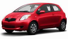 2008 Toyota Yaris Reviews Images And Specs