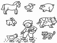 Malvorlagen Tiere Bauernhof Baby Animal Coloring Pages Best Coloring Pages For