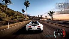 Bugatti Veyron Grand Sport In Need For Speed Pursuit