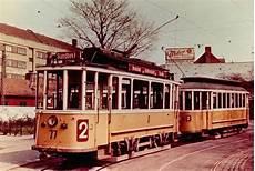 Linie 2 Flensburg - evp sporvogne p 229 postkort