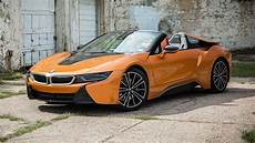 the 2019 bmw i8 roadster puts in hybrid tech in a
