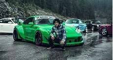 Rauh Welt The Rwb Porsche