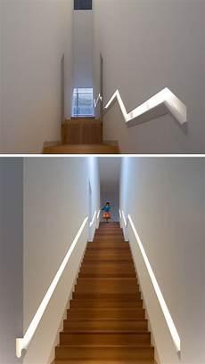 handläufe für treppen treppe design ideen 9 beispiele f 252 r integrierte handl 228 ufe