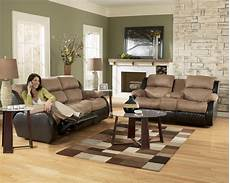 ashley furniture presley 31501 cocoa living room set furniture pm
