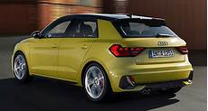 Audi A1 Sportback 2019 A1 2019 Serienausstattung Preise