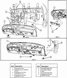 airbag deployment 2000 ford expedition free book repair manuals 2001 oldsmobile alero 2 4l sfi dohc 4cyl repair guides interior instrument panel and pad