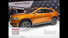 Nouveaux Suv 2018 Genf 2015 Seat Pr 228 Sentiert Suv Concept Vision 2020