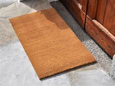 zerbino su misura cocco naturale 17mm tappeto su misura
