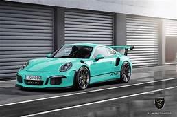 2016 Porsche 911 GT3 RS Imagined In Multiple Colors  GTspirit