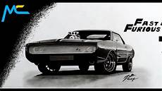 6 my drawing dodge charger r t fast and furious