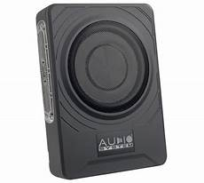 test car hifi subwoofer aktiv audio system us 08 active