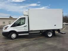 ford transit kasten refrigerated vans models ford transit box truck bush