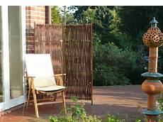paravent für terrasse die besten 25 paravent garten ideen auf
