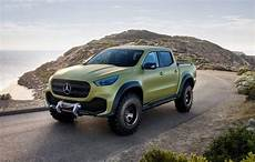 mercedes x class mercedes x class ute in australia for promo dealers