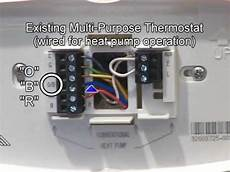 honeywell heat pump thermostat wiring diagram fuse box and wiring diagram