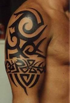 Oberarm Tribal - 28 awesome tribal arm tattoos