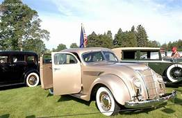 1935 Chrysler C 1 Airflow History Pictures Sales Value
