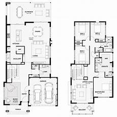 double storey house plans perth home designs perth double single storey designs with
