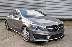 sporty additions to mercedes a class w176