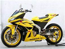 Modifikasi Honda by Modifikasi Honda Blade Jadi Cbr 600 Modifikasi Motor R