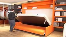 la maison du convertible armoire lit escamotable circe sofa bimodal par la maison