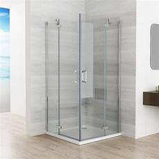 Duschkabine Glas Eckeinstieg - duschkabine eckeinstieg duschwand duschabtrennung nano