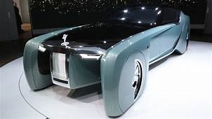 How A Rolls Royce Might Look In 2114  Video Luxury