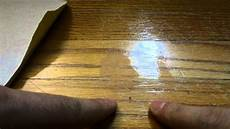How To Fix Gouges Dents And Scratches In Hardwood