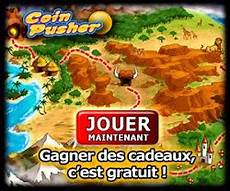 Coin Pusher Jeu Gratuit Pour Gagner Des Cadeaux