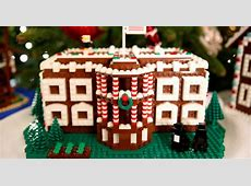 Michelle Obama debuts 2016 White House holiday decorations