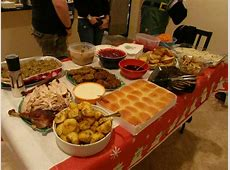>Orphans? Christmas Dinner 2010