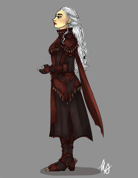 Daenerys Targaryen Armor