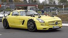 sls electric drive mercedes spotted testing sls amg electric drive but why