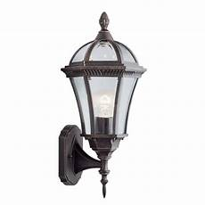 searchlight 1565 rustic brown outdoor wall light