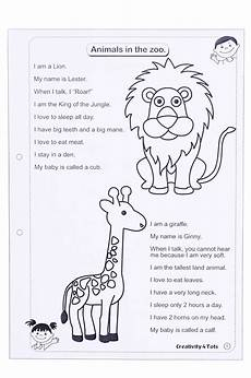zoo animals worksheet this worksheet is designed to teach the child about zoo animals the