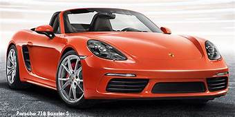 Porsche 718 Boxster S PDK Specs In South