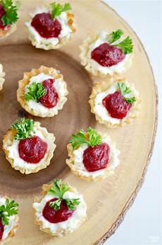 cranberry cheese appetizer finding zest