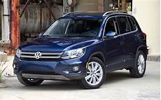 2012 Volkswagen Tiguan Test Motor Trend