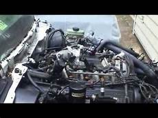 how cars engines work 1995 ford crown victoria engine control 1995 ford crown victoria engine and instrument panel install youtube