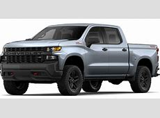 All New 2019 Silverado 1500 Pickup Truck: Full Size Truck