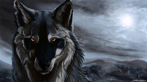 Animated Wolf Logo