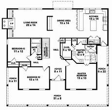 3 bedroom country house plans cool 3 bedroom house plans one story new home plans design